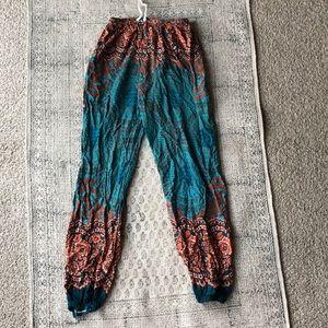 Pants - Boho Thai pants